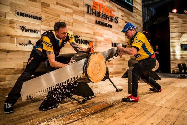 Timbersportlandslaget